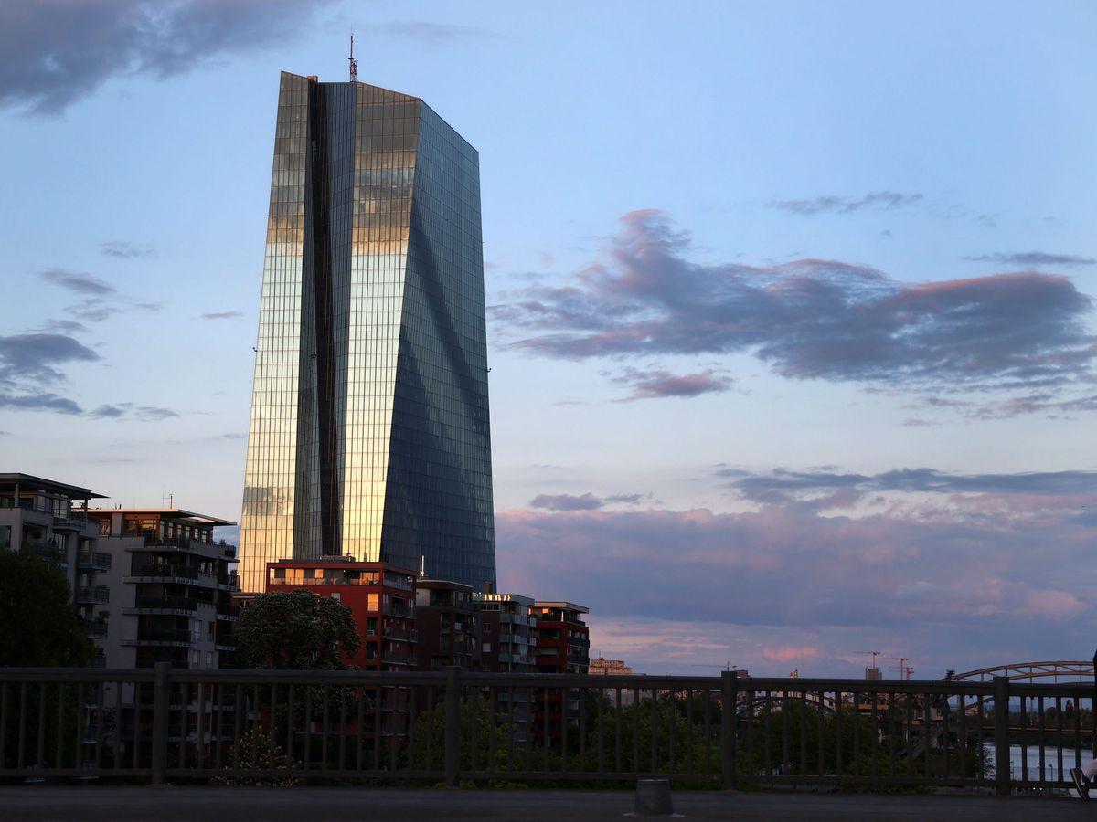 Foto: La sede del BCE. (Reuters)
