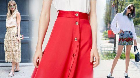 Faldas, los tres tipos que necesitarás este verano