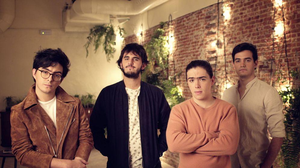 Foto: Los integrantes de Morat. (Universal Music)