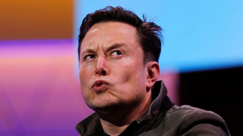 Foto: Elon Musk, durante una conferencia. (Reuters)