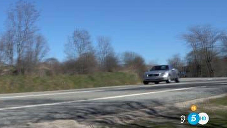 Imagen de un coche en la carretera. (Mediaset)
