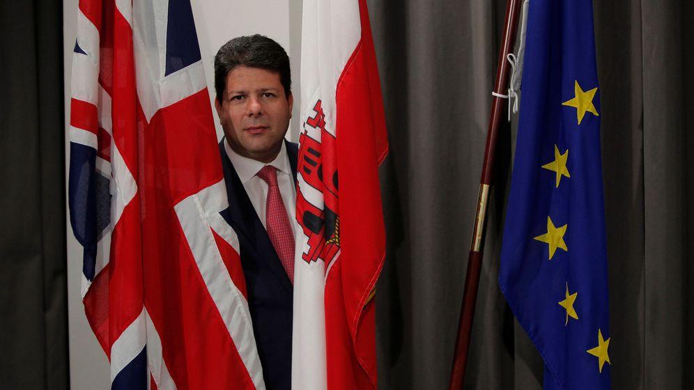 Foto: Fabian Picardo, ministro principal de Gibraltar. (Reuters)