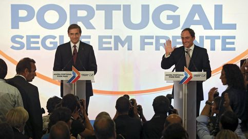 Passos Coelho vence pero se aleja de la mayoría absoluta en Portugal