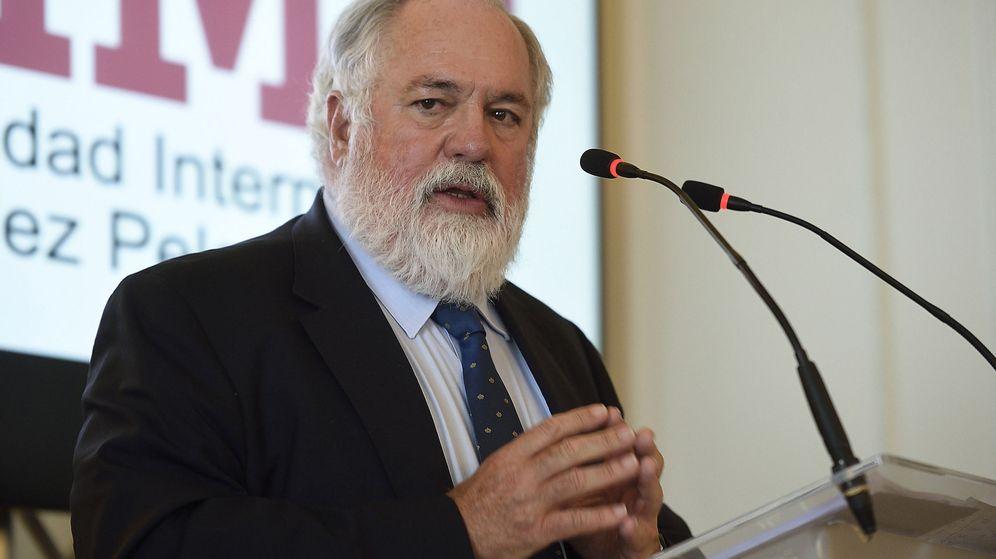 Foto: Arias Cañete afirma que rectificará ante la Eurocámara las afirmaciones inexactas (Efe).