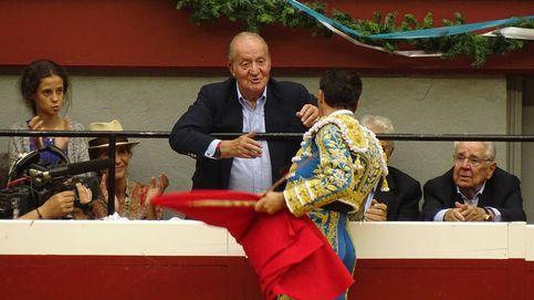 Emotiva visita del Rey emérito a Las Ventas con recuerdo a su madre incluido