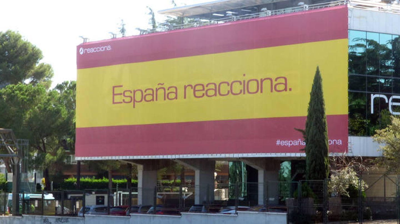 Sede del Grupo Reacciona en Madrid.