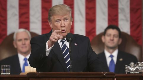 Las 10 frases del primer discurso de Trump en el Congreso de Estados Unidos