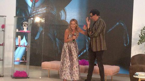Ana Obregón se suelta la melena en la presentación de su docu-reality