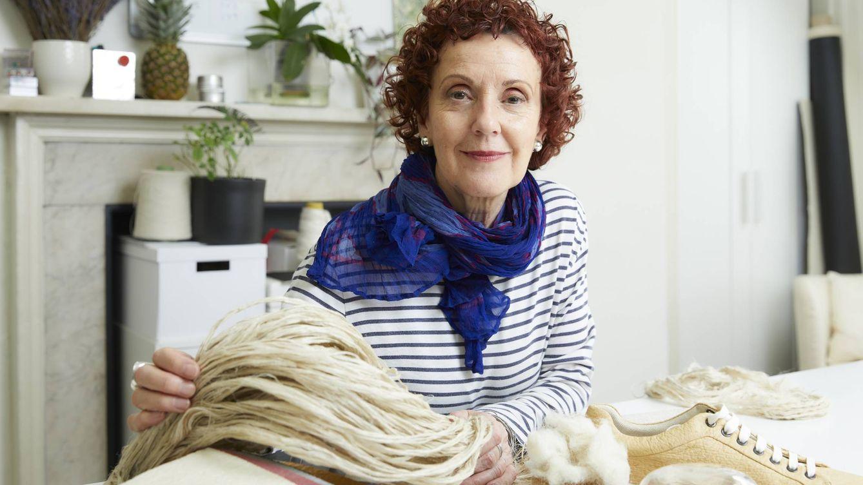 Esta española se inventó un cuero vegano y ahora es la reina de una industria millonaria