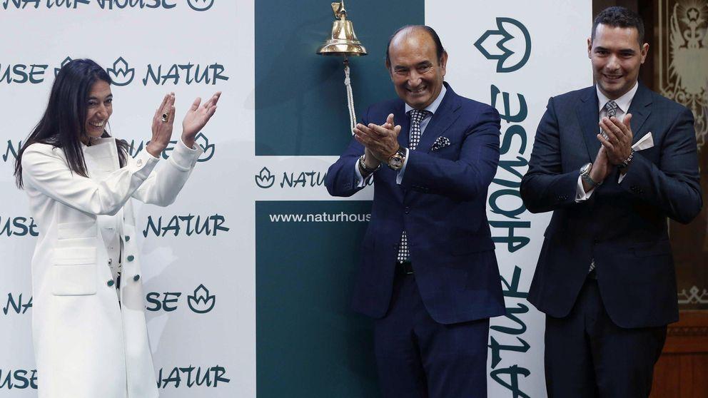 Naturhouse no aguanta ni dos semanas: se desinfla en bolsa y baja al precio de salida