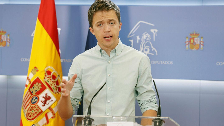 El líder de Más País, Íñigo Errejón. (EFE)