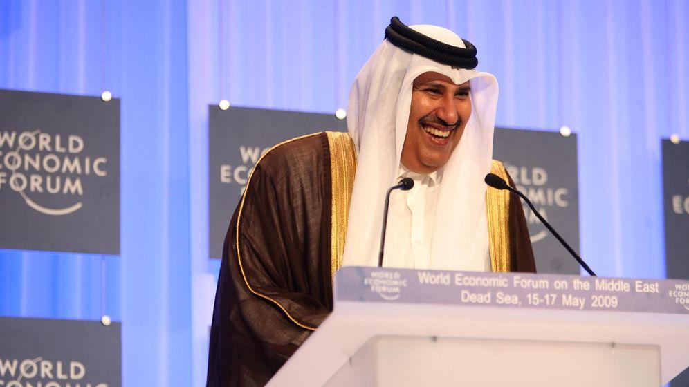 Foto: Hamad Bin Jassim. (Reuters)