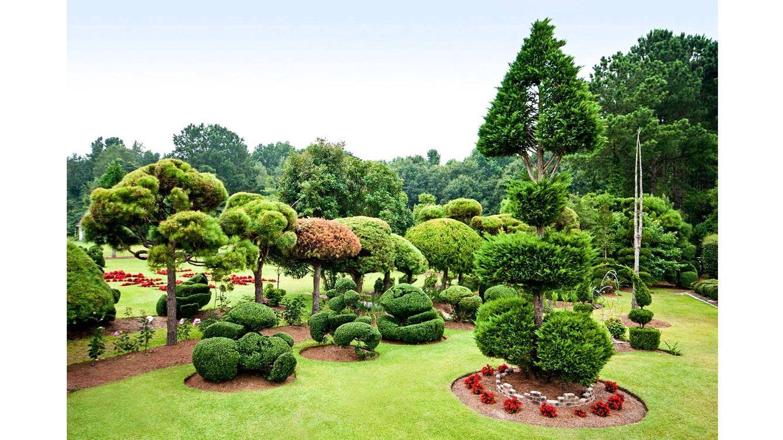 Arte los jardines m s bellos del mundo desde australia y for Los jardines del califa