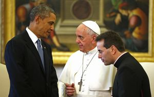 La 'conexión vaticana' o cómo el Papa urdió el deshielo EEUU-Cuba