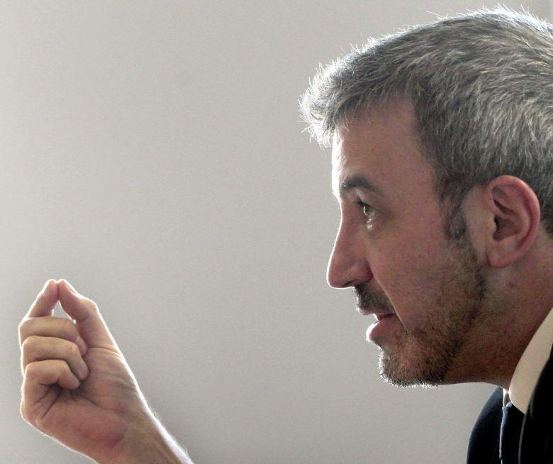 El portavoz del PSC, Jaume Collboni. (EFE)