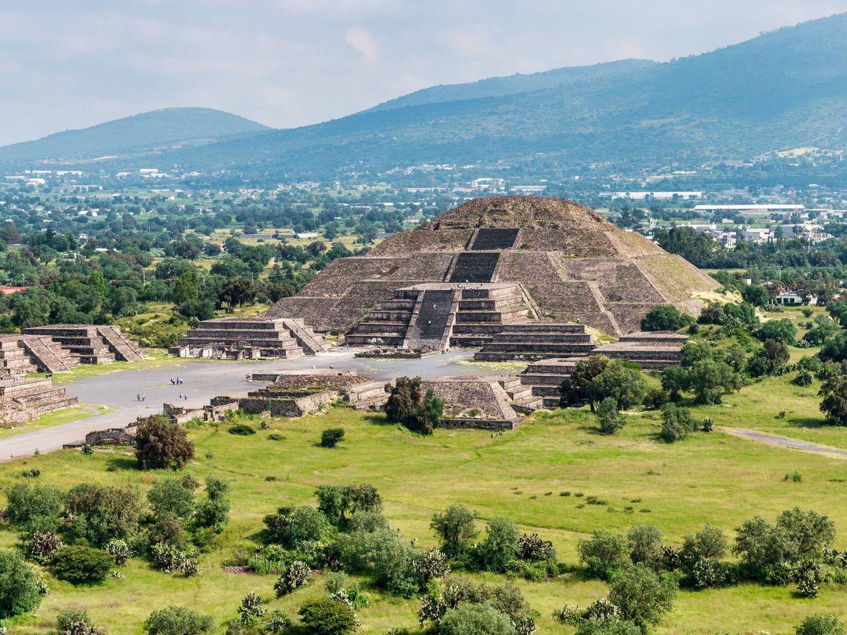 Foto:  Teotihuacan. (iStock)
