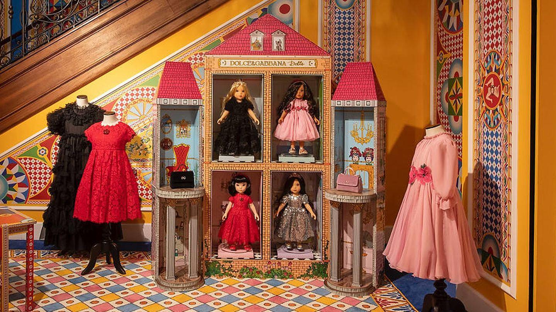 La colección de muñecas. (Cortesía)