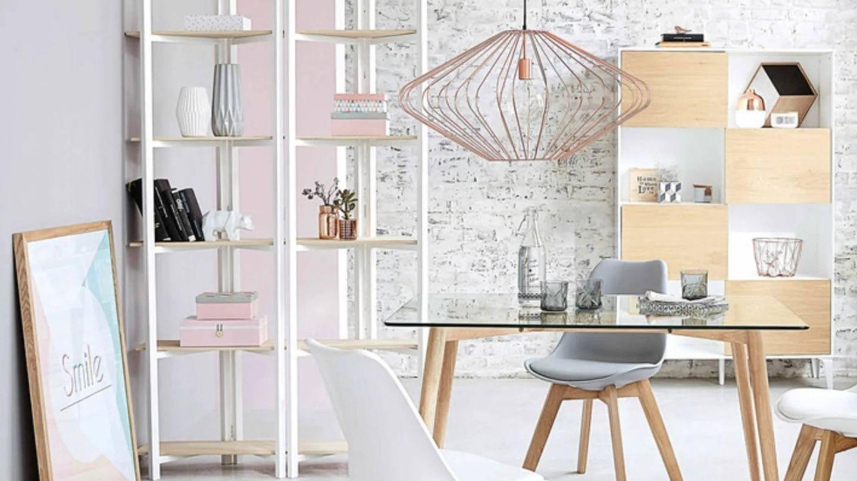 Decora tu salón pequeño en Maisons du Monde. (Cortesía)