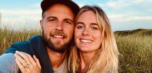 Post de Cressida Bonas, ex de Harry, se casa con un aristócrata y la felicitan los Middleton