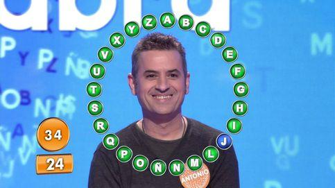 Antonio se lleva el bote de 'Pasapalabra': 1.164.000 euros de premio