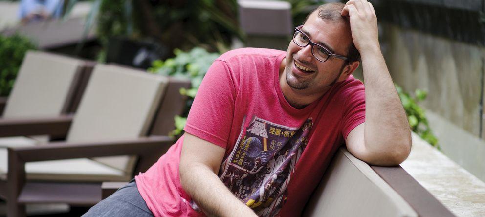 Foto: El director de cine Paco Cabezas (Gtres)