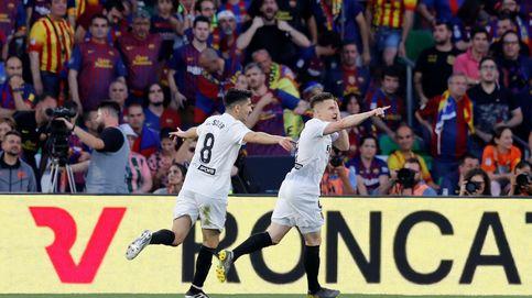 Resultado del FC Barcelona - Valencia: el equipo valencianista, campeón de Copa