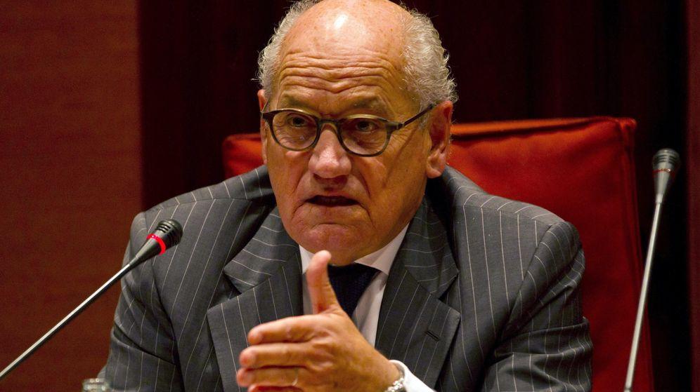 Foto: El empresario Carles Vilarrubí. (EFE)