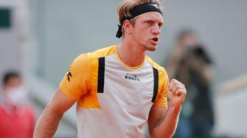 Davidovich, un soplo de aire fresco en el tenis español: Si vengo a Tokio, es a por la medalla