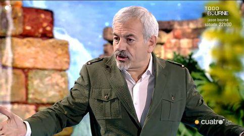 La queja de Carlos Sobera a Telecinco por su 30 aniversario, en 'Supervivientes'