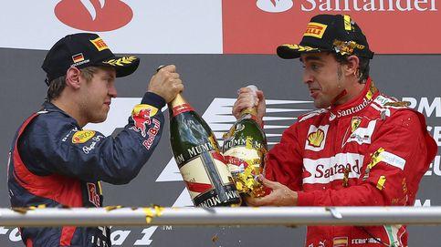 ¿Hubiera ganado Alonso a Hamilton con el Ferrari de Vettel?