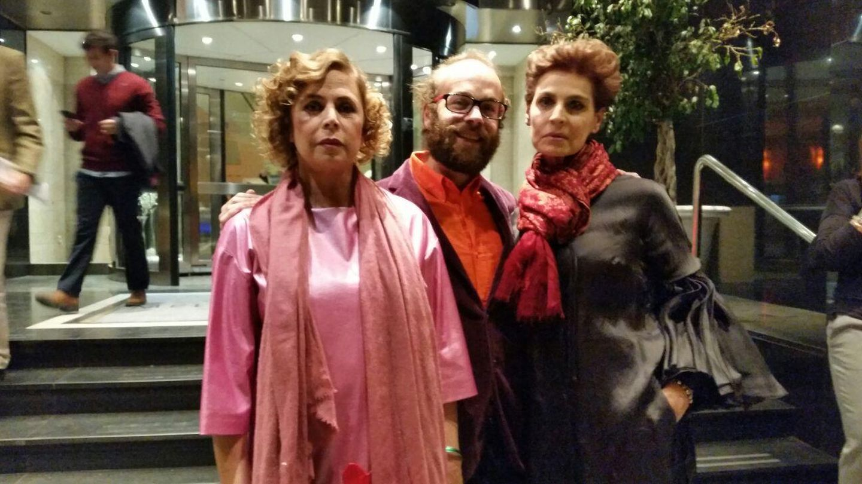 Agatha Ruiz de la Prada y Antonia Dell'Atte en Sicab (Ver a todos los asistentes)