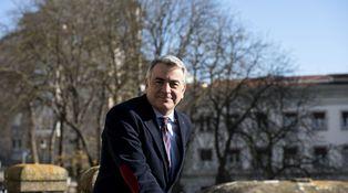 Javier de Andrés, el delegado del Gobierno más político