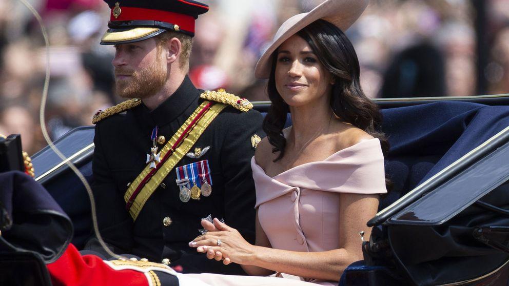 Meghan Markle y Harry, obligados a echar el freno: la prohibición de la reina Isabel