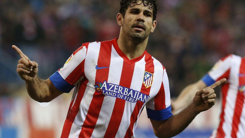 Foto: Diego Costa regresa al Atlético de Madrid. (EFE)