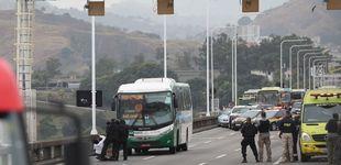 Post de La Policía mata al hombre que secuestró un autobús lleno de pasajeros en Río de Janeiro