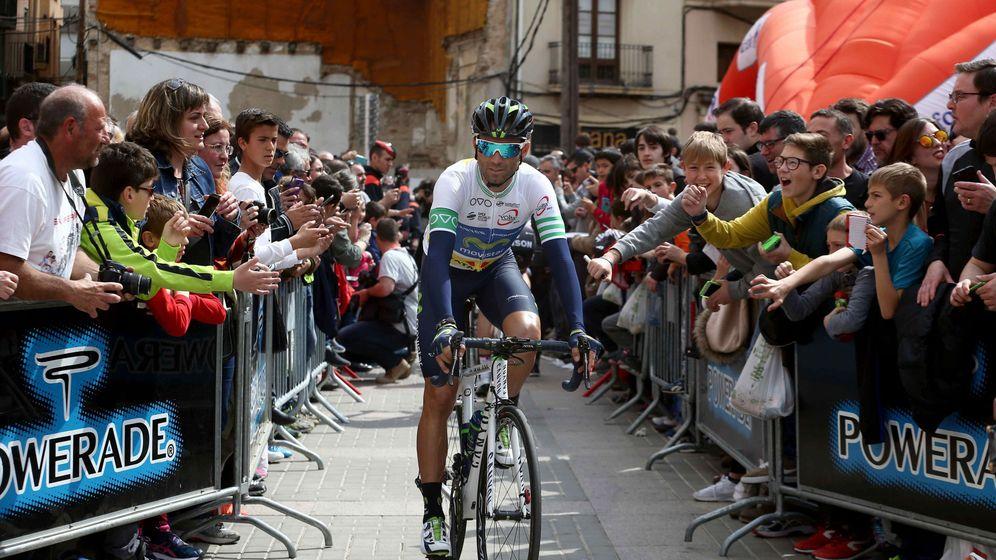 Foto: Es la segunda vez que Valverde gana la Volta. (EFE)