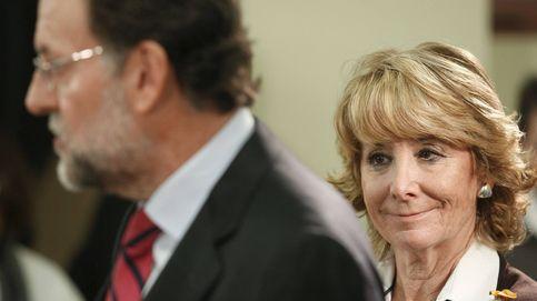 Aguirre dice que Villarejo le advirtió de que el Gobierno de Rajoy quería darle un susto