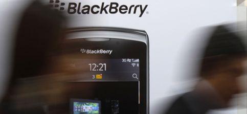 ¿Llega BlackBerry TV?