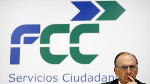Las acciones de FCC suben un 4% en Bolsa tras adelantar la salida de Béjar