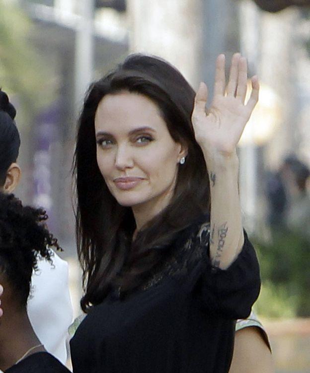 Foto: Angelina Jolie en una imagen de archivo (Gtres)