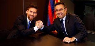 Post de Escándalo en el Barça: paga a una empresa que critica a sus jugadores en Twitter