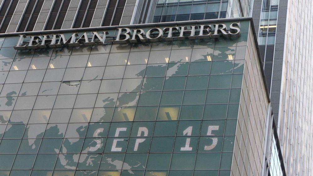 Foto: Fachada del edificio del banco Lehman Brothers. (Reuters)