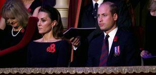 Post de La regañina de Kate Middleton y Guillermo a un periodista por burlarse de Charlotte