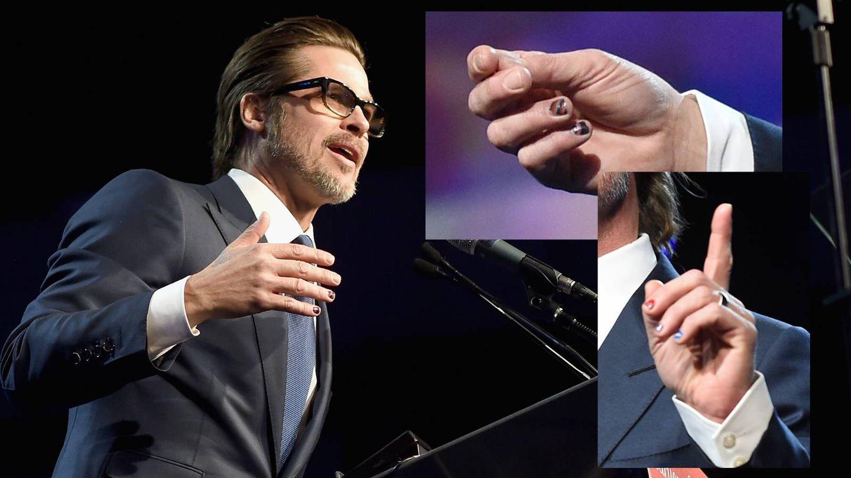 Brad Pitt, en el Festival Internacional de Cine de Palm Springs en 2016. (Getty)