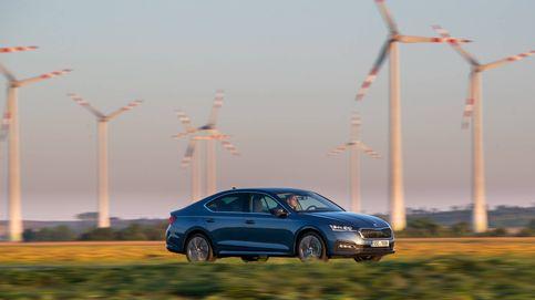 Nuevo Skoda Octavia muchas opciones para reducir emisiones