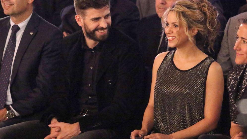 Foto: Shakira y Piqué en una imagen de archivo. (Gtres)