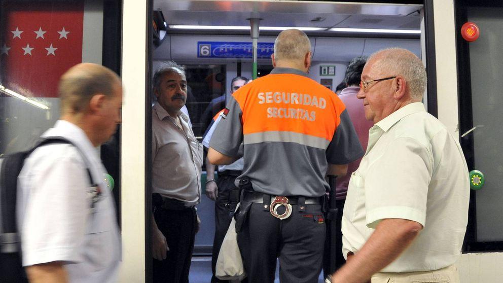 Los vigilantes privados podrán detener en cualquier espacio público