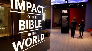 Washington abre su Museo de la Biblia: el fundamentalismo evangélico marca terreno