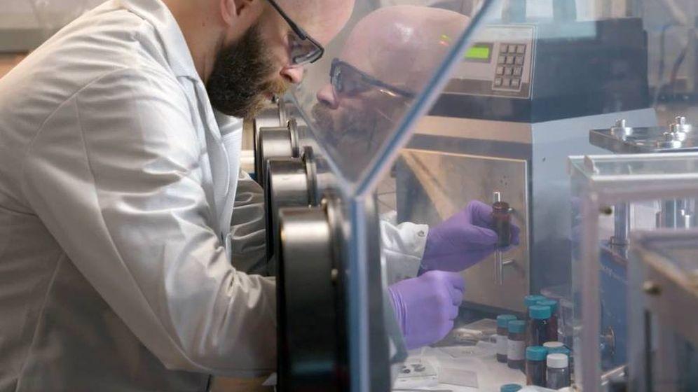 Foto: Estas baterías de iones de litio son a prueba de balas. Foto: Universidad Jonhs Hopkins