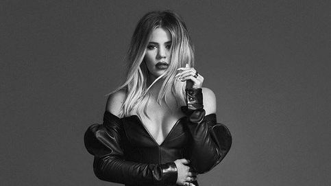 Khloé Kardashian se pone sexy en su primer posado premamá